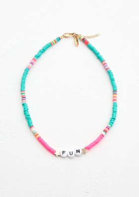SURFER'S NECKLACE FUN