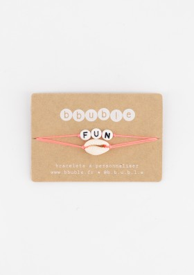bracelet enfant FUN coquillage