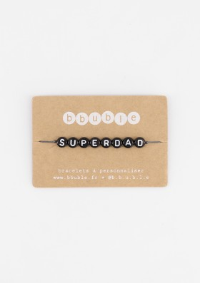 Bracelet SUPERDAD for man