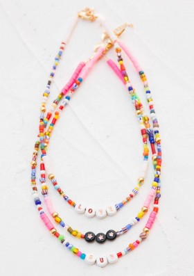 Collier femme ALL THE MUST x BBUBLE