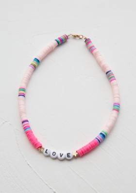 SURFER'S NECKLACE LOVE